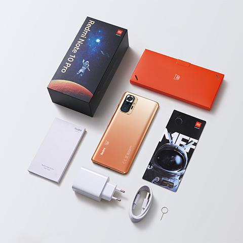 Xiaomi Redmi Note 10 Pro 8/128GB Mi Fan Festival