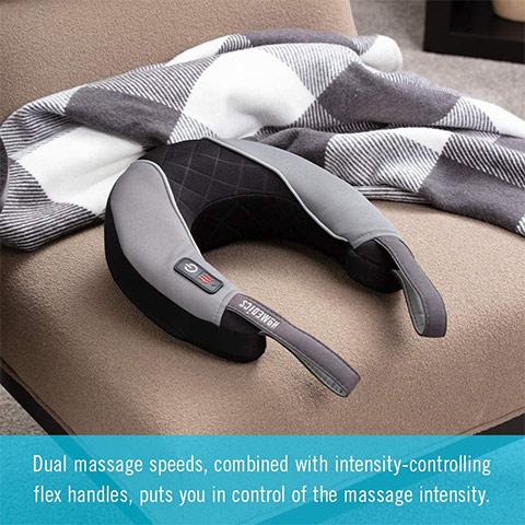 Đai massage cổ vai gáy, điện áp 110v-220v/60HZ - NMSQ-217HJ Homedics