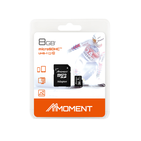 Thẻ nhớ Micro SD C10 Moment 8GB