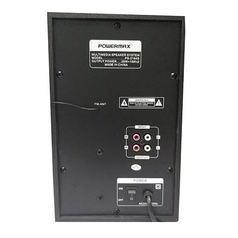 Loa Bluetooth 2.1 Powermax PS-2164S