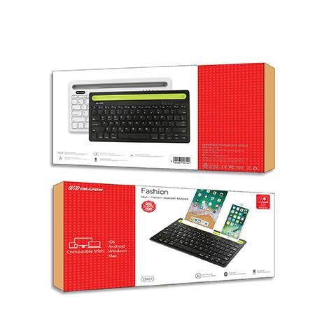Bàn phím Bluetooth Drapow DK01