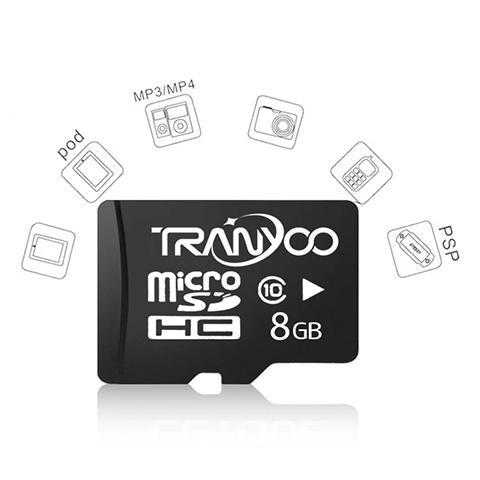 Thẻ nhớ Micro Tranyoo C10 8GB