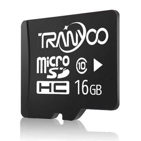 Thẻ nhớ Micro Tranyoo C10 16GB