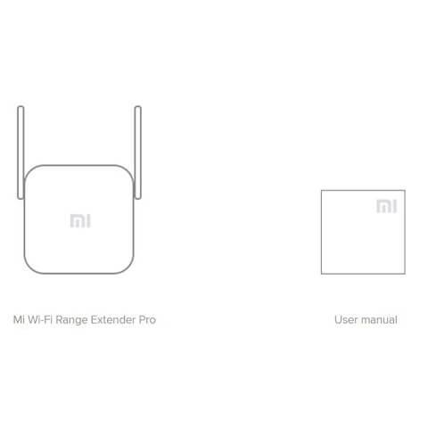 Xiaomi Mi Wifi Range Extender Pro Black - ViettelStore.vn