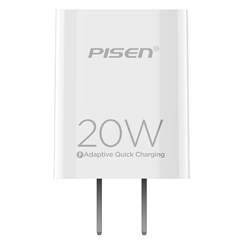 Sạc PISEN Quick PD 20W