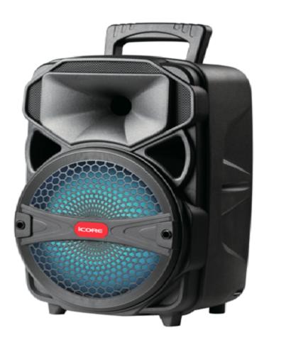 Loa Bluetooth iCore i-99 kèm micro không dây